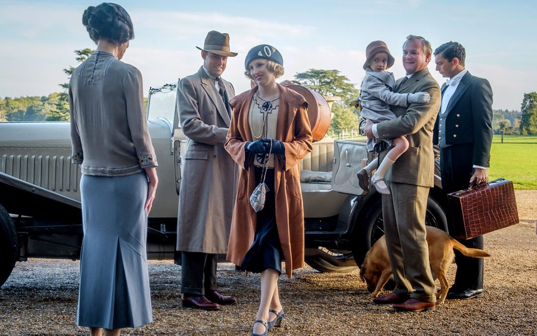 Downton Abbey Movie Tickets Are Here!