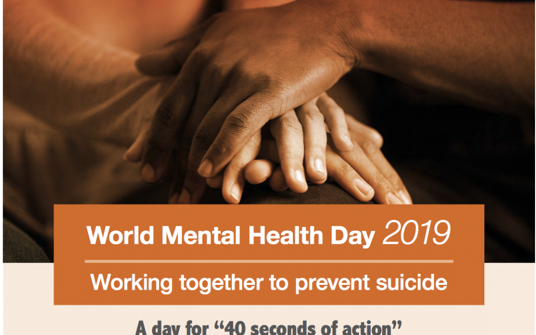 World Mental Health Day: 40 Seconds